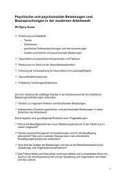 Einführung in die Thematik - Sidi Blume
