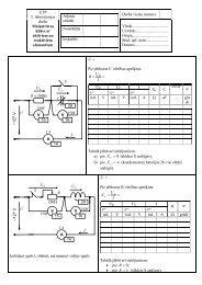 Darba vietas numurs: ETP 5. laboratorijas darbs Maiņstrāvas ķēdes ...