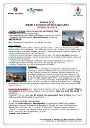 Ortona (Ch) Ortona, la rinata - Touring Club Italiano