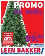 Dimanche 19 décembre - Leenbakker
