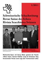 Ende gut, aber (vorher) nicht alles gut - Schweizer Schachbund