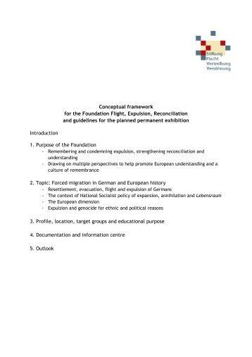 Conceptual framework [PDF]