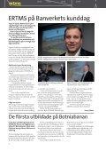 Fler kan påverka utvecklingen - Banportalen - Page 2