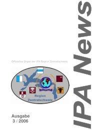 Ausgabe 3 / 2006 - IPA Zentralschweiz