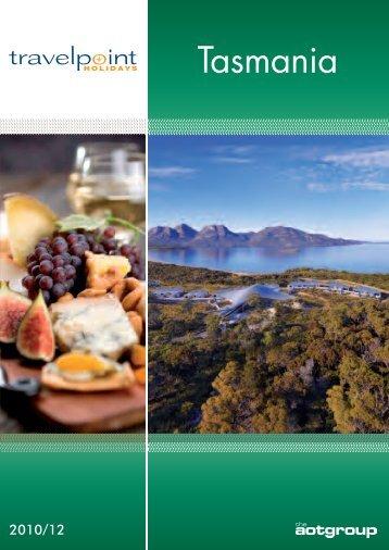 Tasmania - Travelpoint Holidays