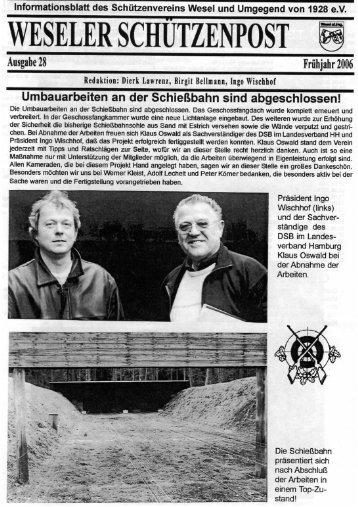 Ausgabe 28 - schuetzenverein-wesel.com