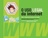 O uso legal da Internet - Mackenzie