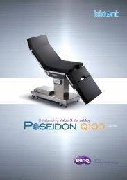 Poseidon Q100 Series - BenQ Medical Technology