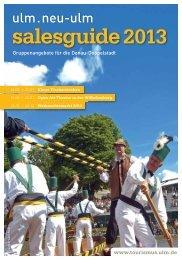 Download der Broschüre in deutsch (pdf/ 6,0 - Ulm/Neu-Ulm