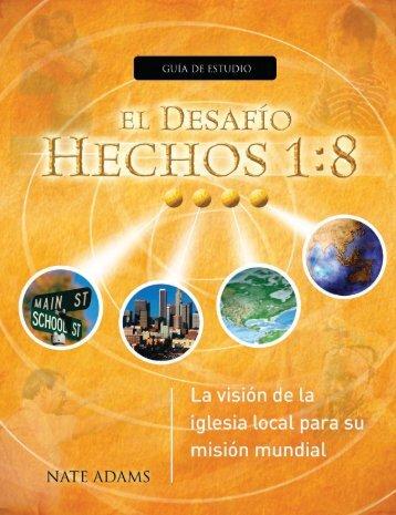 Desafío Hechos 1:8 - Amazon Web Services