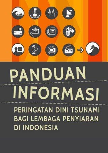 Panduan Informasi Peringatan Dini Tsunami bagi ... - GITEWS