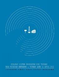Evaluasi Sistem Peringatan Dini Tsunami pada Kejadian ... - GITEWS