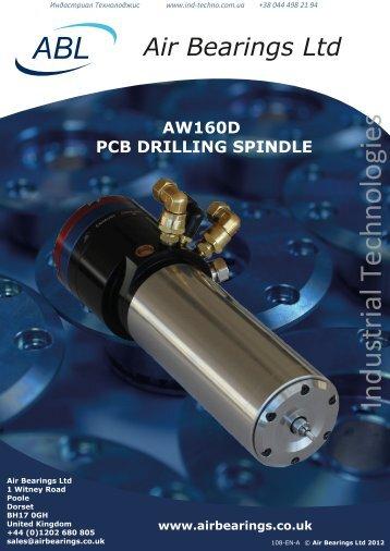 Air Bearings Ltd www.airbearings.co.uk - Industrial Technologies