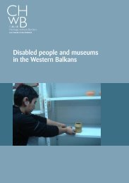 Disabled people and museums in the Western Balkans(865 KB)