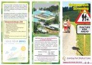 Osteoporosis Screening - Jerudong Park Medical Centre