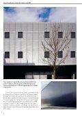Erstes Minergie-P-Industriegebäude der Schweiz - Gerber Media - Page 2