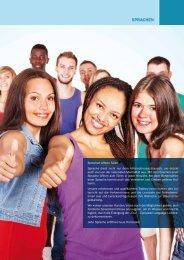 Kursprogramm Bereich Sprachen 2013 - BFI Burgenland