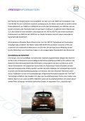 Mazda3 Pressespiegel - Mazda Autohaus Rottmann - Page 6