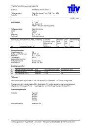 TEILEGUTACHTEN nach §19(3) StVZO Nummer ... - Autoteilefrau.eu