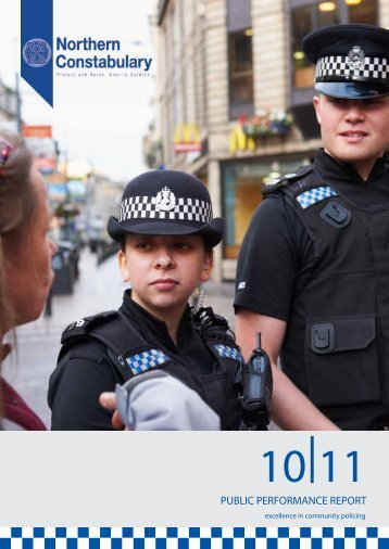PUBLIC PERFORMANCE REPORT - Lothian and Borders Police