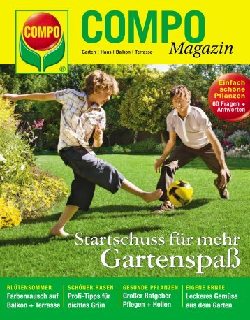 COMPO Magazin - Schneckenprofi