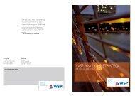 Aktuella Analyser nr 1 2009 - WSP Group