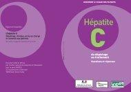 Informations générales sur l'hépatite C - Centre de planification du ...