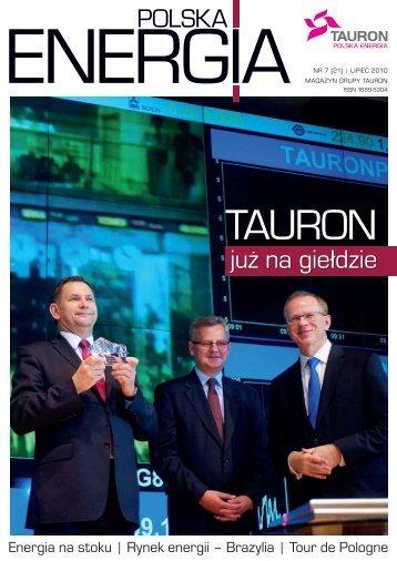 Nr 21 - Tauron