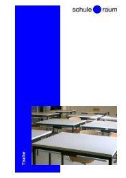 Tische und Klapptische S&R - AG für Schule & Raum