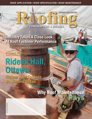 crc&d oct/nov 2011 cover to do & place - Perks Publications Inc.