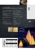 Datenblatt Pyramidenleuchte Sahara - Epstein-Design ... - Seite 2