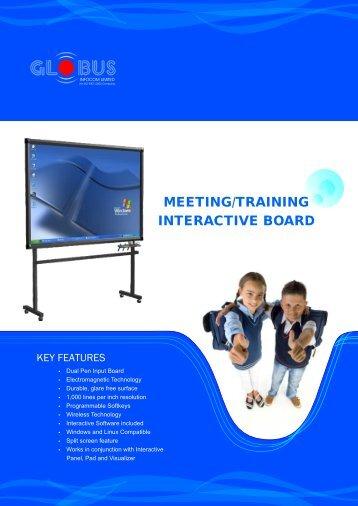 Interactive Board.cdr - Globus Infocom