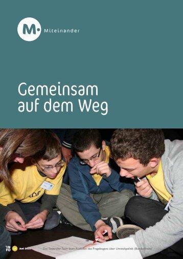 Miteinander - Kindergarten und Schule in Südtirol