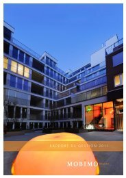 RAPPORT DE GESTION 2011