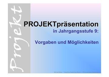 Vorgaben und Möglichkeiten - Schulentwicklung in Bayern