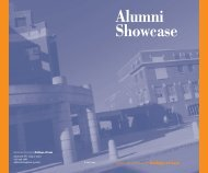 Alumni Showcase - Syracuse University College of Law