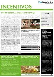 Fundo 'JESSICA' arranca em Portugal - Newsletter Incentivos - Vida ...