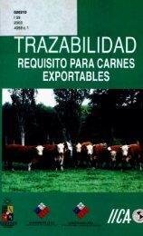 Trazabilidad : requisito para carnes exportables - Biblioteca Digital ...