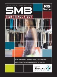 TECH TRENDS STUDY - RIS News