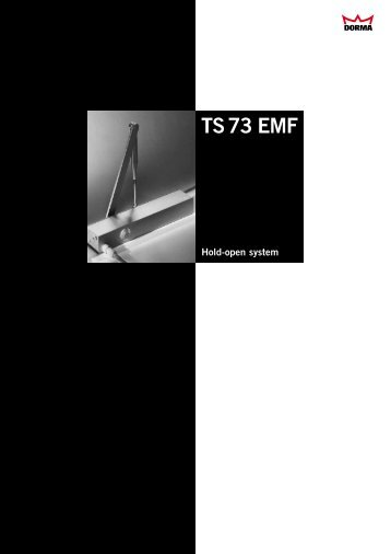 TS 73 EMF - Seymour Locksmiths
