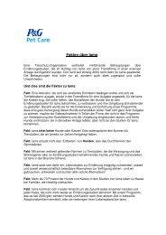 Iams_facts - German translation _2 - Rent-a-Shop