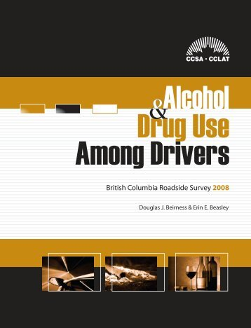 Alcohol and Drug Use Among Drivers - Canadian Centre on ...