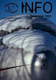 Dezember 2002 - Vereinigung Luftfahrt eV
