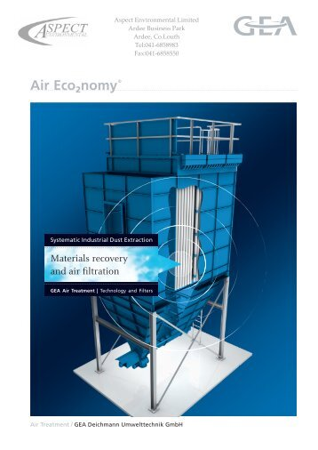 Materials recovery and air filtration - Aspectenvironmental.com