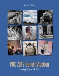 Auction Catalog Saturday, October 13, 2012