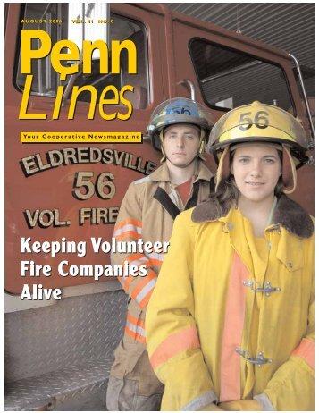 August 2006 - PREA - The Pennsylvania Rural Electric Association