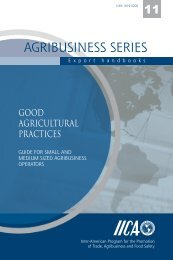 Good agricultural practices: guide for small