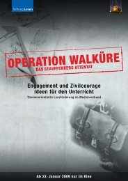 OPERATION WALKÃœRE - SCHULKINO.at