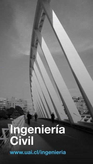 Ingeniería Civil - Universidad Adolfo Ibañez