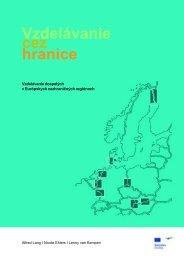 Vzdelávanie hranice cez - Burgenländische Forschungsgesellschaft